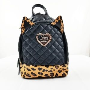 NWT Josie & the Pussycats Mini Backpack E32-33